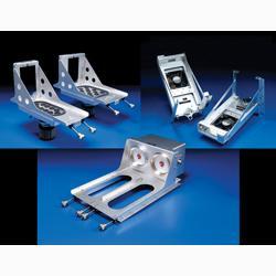 Custom Trays and Mounts