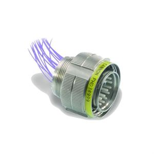 PHD 38999-Style Fiber Optic Connector