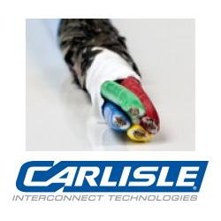 100 Base-T Ethernet Cables - Shielded Quad Construction
