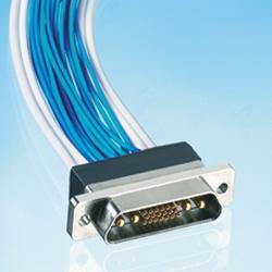 Combo Micro-D Connectors