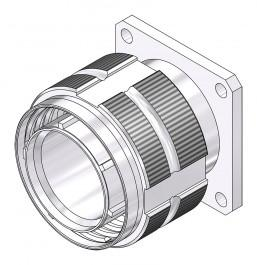 Dummy Plug - MIL-DTL-38999 Series III Style / EN3645