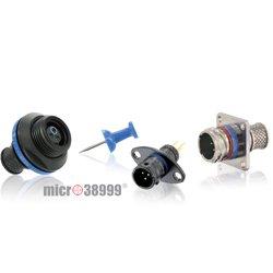 Micro38999 (8DA, 8LTA & 8BA)