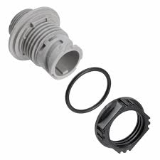 121583-0085 - APD Connector, High Power Jam Nut Receptacle
