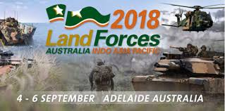 Land Forces 2018 Adelaide