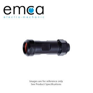 Backshell With Strain Relief For MIL-DTL-38999 Series III Fiber Optic Connectors - Click for more info
