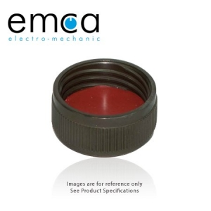 Protective Cap for Receptacle, Size 17, Al-Cd - Click for more info