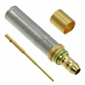 Electrical Contact, Coax, Size 12, Socket, RG316 & RG179 - Click for more info