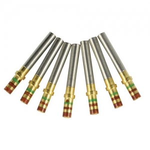 Electrical Contact, Size 20, Socket, MIL-DTL-26482 Series II - Click for more info