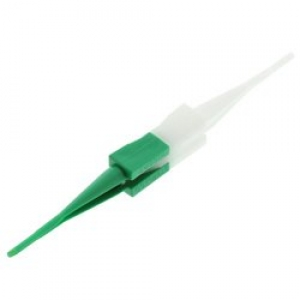 Installing/Removal Tool, Plastic - Green/White, Size 22D - Click for more info
