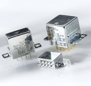 General Purpose Relays 28V 10A 4 Form C (4PDT) 4 CO - Click for more info