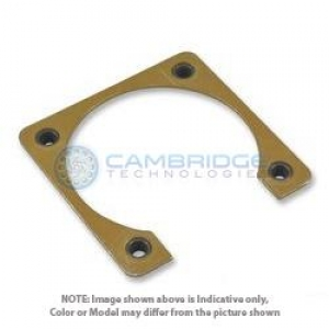 Mounting Flange, 3/4 Perimeter - Click for more info