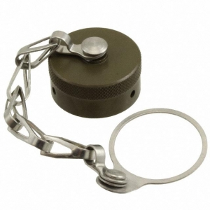 Dust Cap - Receptacle - Click for more info