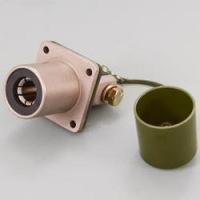 Connector, Receptacle w/ Cap NSN 01-044-8382 - Click for more info