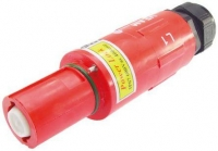 Powerlock Connector, Line Drain, Red, 400amp - Click for more info
