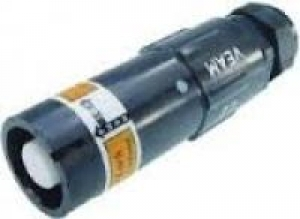 Powerlock Connector, Line Source, Black, 400amp, USA - Click for more info