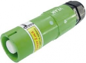 Powerlock Connector, Line Source, Green, 400amp - Click for more info