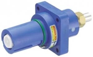 Powerlock, Panel Drain, Blue, 660amp - Click for more info
