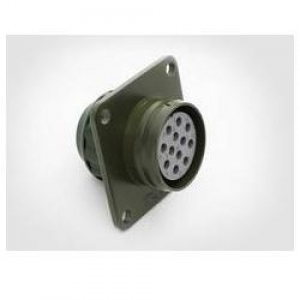 Connector, Receptacle, Intervehicular, 12 way, Female - Click for more info